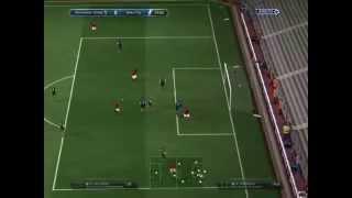 FiFa Online 3 - Manchester United VS Stoke City