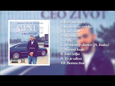 Minus - Shmoney Dance feat. Buka (Prod.  evilkidz)