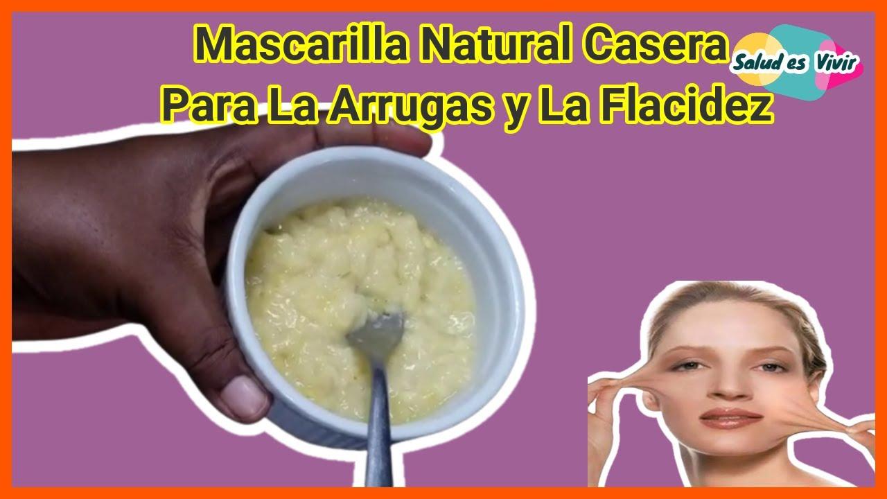 Aplicar Esta Mascarilla Natural - Eliminar Las Arrugas En La Cara Y La Flacidez La Piel Del Cuello
