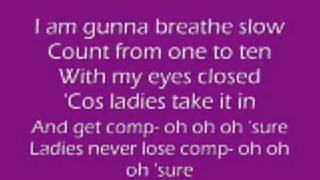 Alesha Dixon -  Breathe Slow lyrics