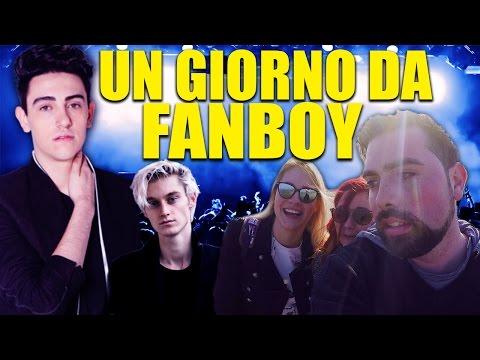 UN GIORNO DA FANBOY di Michele Bravi & Luca Chikovani