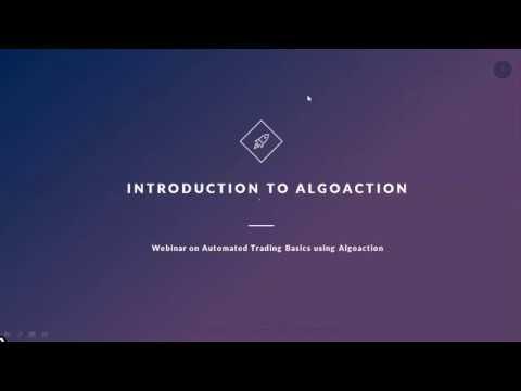 New algorithmic trading platforms