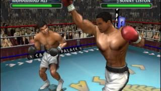 Muhammad Ali vs Sonny Liston - Knockout Kings 2003 - FINAL (Tournament)