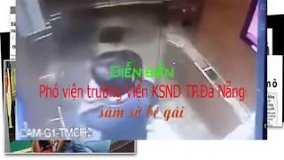 Diễn biến Phó viện trưởng Viện KSND TP Đà Nẵng sàm sỡ bé gái