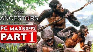 Предки людства Одіссея геймплей проходження частина 1 [1080p HD 60 кадрів / ПК] - без коментарів