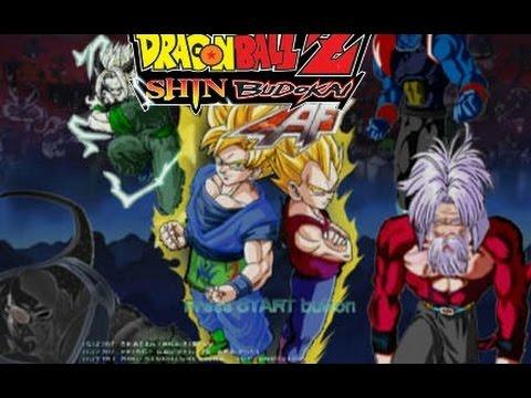 Dragon ball af shin budokai psp iso | Dragon Ball Z Shin