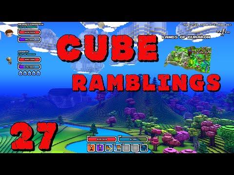 Cube Ramblings [Cube World 58]: E27 - August 31, 2014