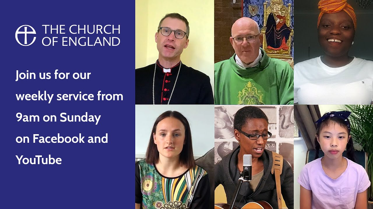 Weekly Online Service from the Shrine of Our Lady Of Walsingham