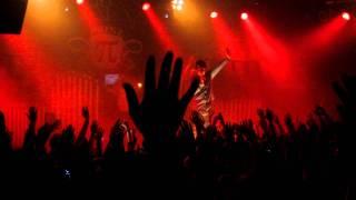Prinz Pi - Intro, Du Bist und Elfenbeinturm live, Hannover 17.02.2012 HD