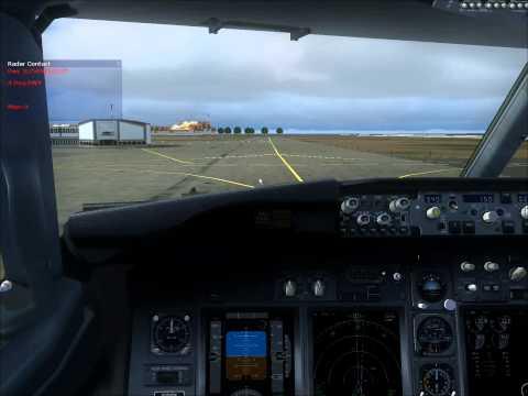 Full Cockpit Flight SVMC SVMI FS9