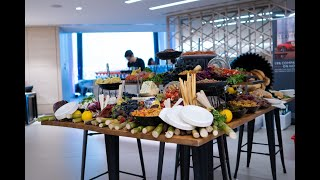 Fabulous Catering - Melbourne City Lexus Corporate Function - Spring Racing Carnival Opening