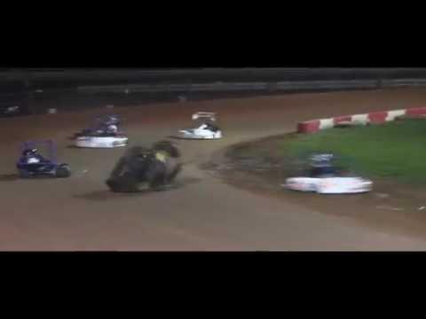 5-9 adult cadge kart flipping