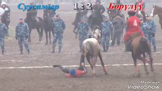 Buzkashi (KOK-BORU)| The Most Dangerous Sport, Game of Carcasses and Power | Life Skills TV