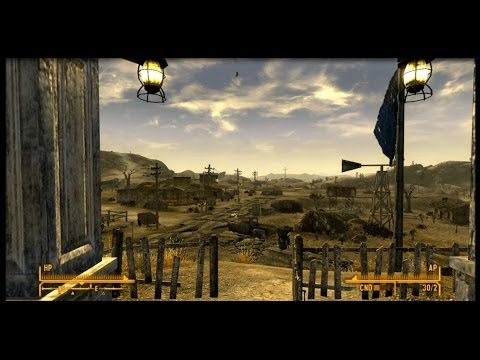 Fallout: New Vegas: The Strangest Easter Egg