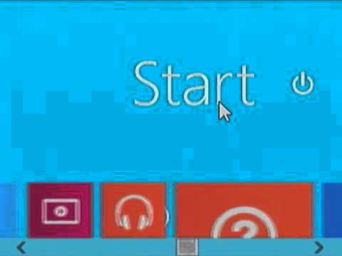Windows 8.1 on Very Low Resolution (320x240)!