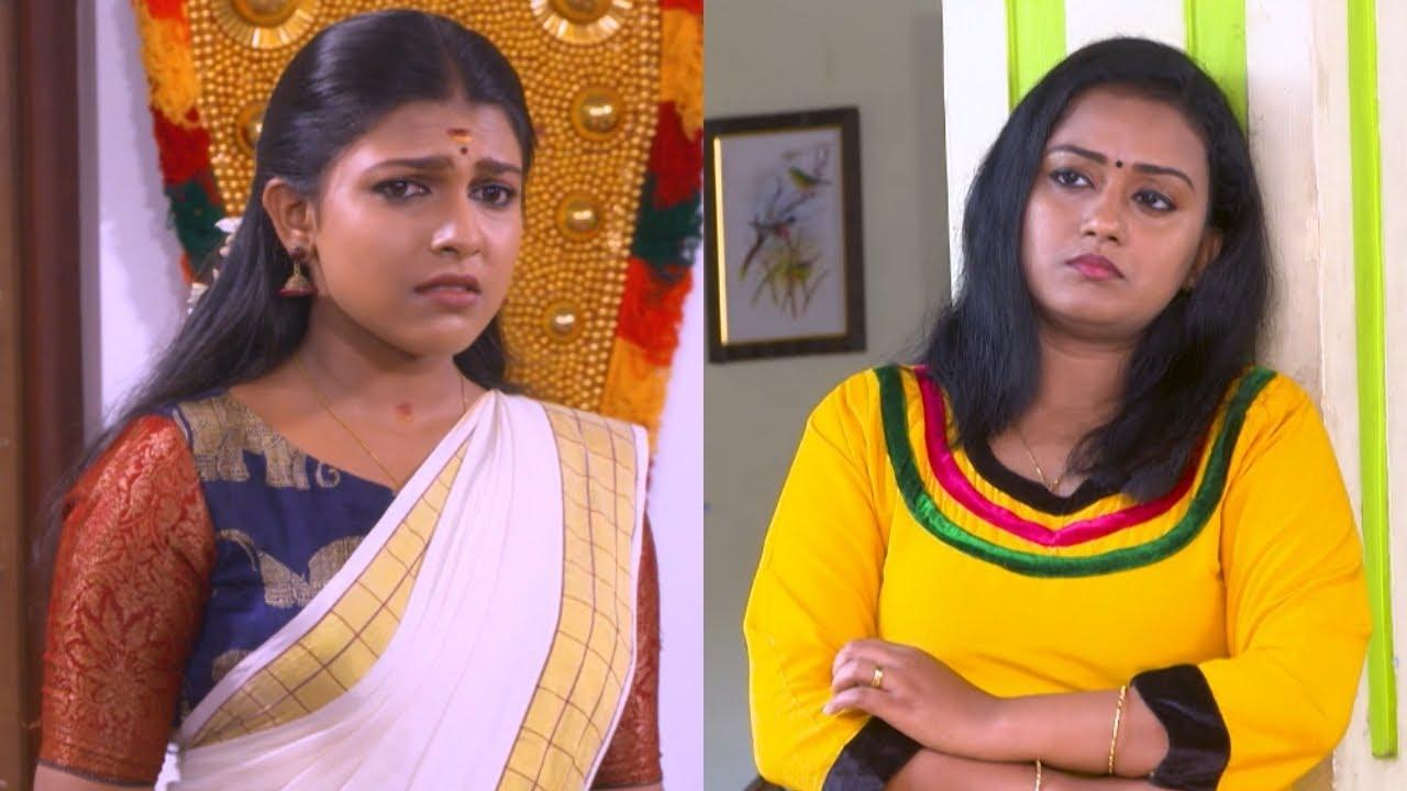 #IlayavalGayathri I Gayathri & Gouri... await for their soulmates.! I Mazhavil Manorama
