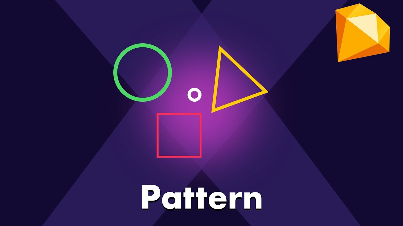 learn how to create patterns in sketch app youtube