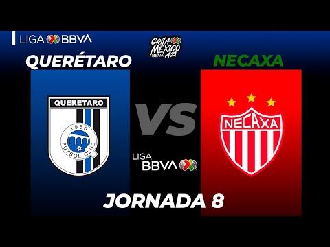 G.B. Queretaro Necaxa Goals And Highlights