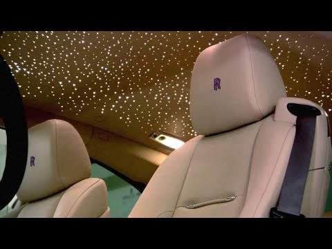 Why This Rolls-Royce Starlight Feature Costs $12,000