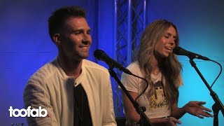 Download Video James Maslow and Dominique Perform 'All Day' (Exclusive) MP3 3GP MP4
