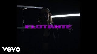 Zahara - flotante (Lyric Vídeo)