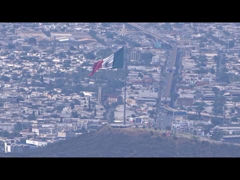 Vista de la Ciudad de Monterrey