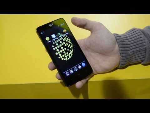 GeeksPhone BlackPhone video anteprima da TuttoAndroid.net (MWC 2014)