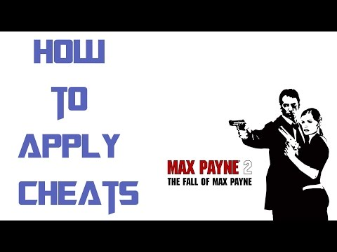 Max Payne 2 Cheats How To Apply Max Payne 2 Cheats Youtube