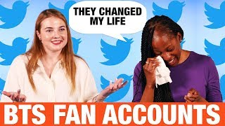 BTS Fan Accounts explain what makes BTS so popular