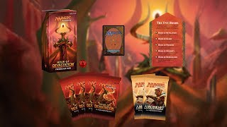 hour of devastation prerelease guide uk edition magic the gathering