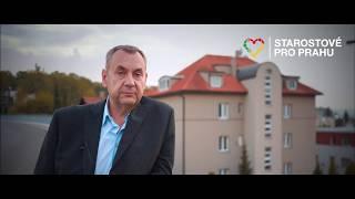 Josef Nosek - Doprava v ulici V Holešovičkách (Starostové pro Prahu 8)