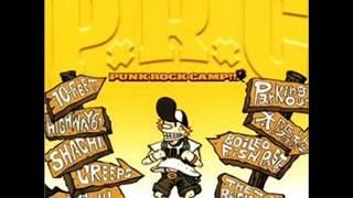 PUNK ROCK CAMP.