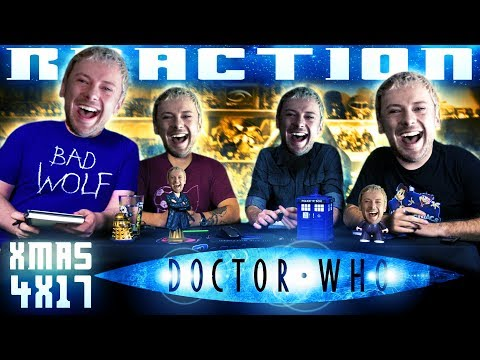 """Doctor Who 4x17 REACTION!! """"The End of Time, Part 1"""" thumbnail"""