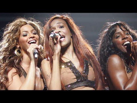 Destiny's Child - Through With Love (Live Destiny Fulfilled Lovin It Tour)