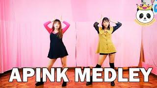 Apink DANCE MEDLEY (에이핑크 댄스 메들리)/Special 9th Anniversary (I don't know - Dumhdurum) by Gwiyomi Q.