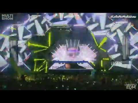Os 7 Melhores Shows De Eletrônica No Lollapalooza - Universo EDM