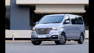Video Hyundai H1 2.5 Elite Bus (2018) Launch Review - TechnoBok Media download MP3, 3GP, MP4, WEBM, AVI, FLV September 2018
