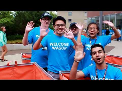 MCPHS Move In Day 2017