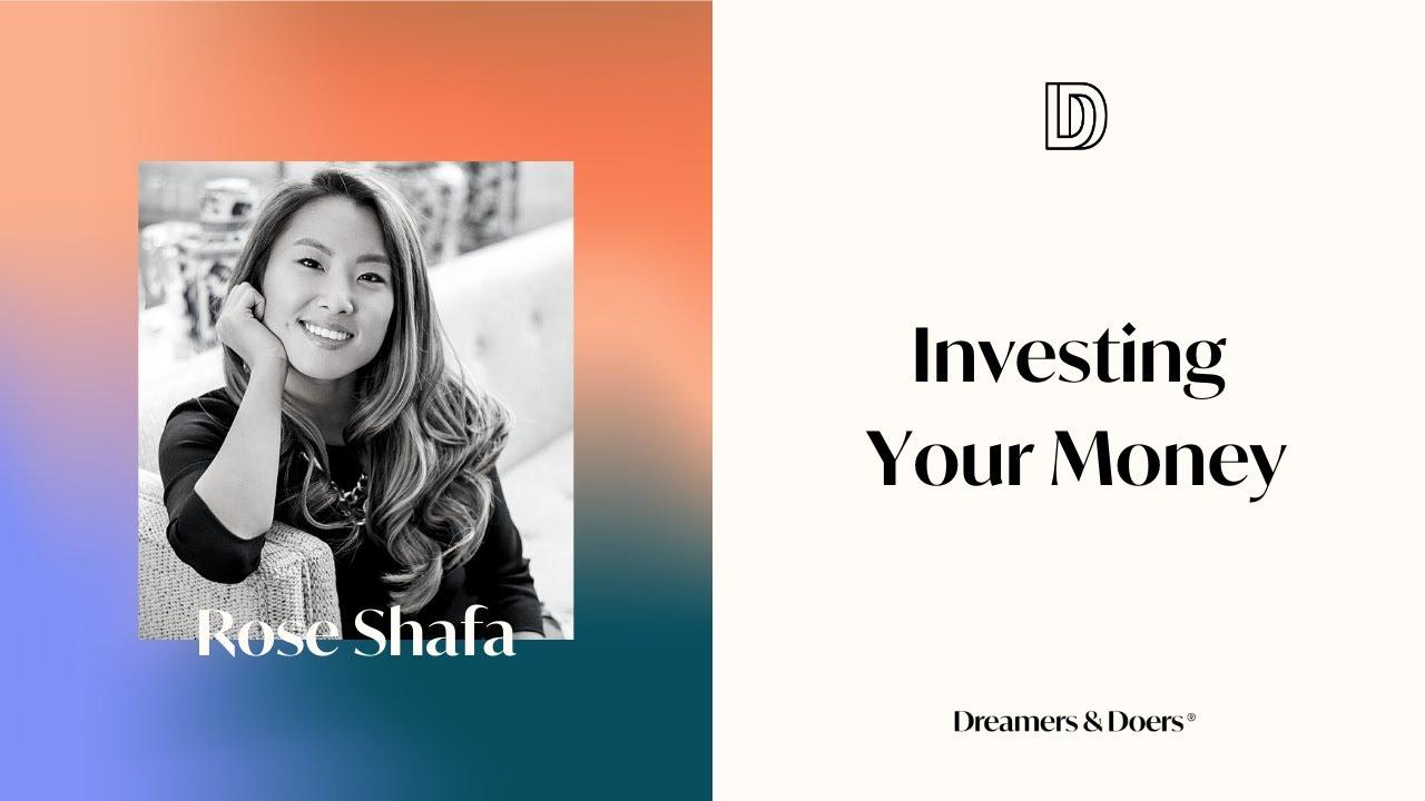 Investing Your Money W Rose Shafa Youtube