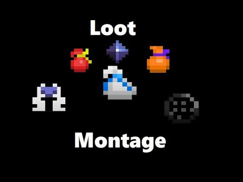 RotMG: Some (39) White Bags And (25) Random Drops In A Month / Jugg & Oreo Get