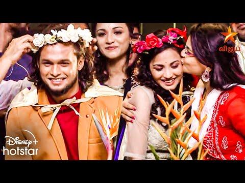 Super Singer 8 : Sridhar Sena & Maanasi Winning Moment 🔥 - Today Episode | Grand Finale | Wildcard