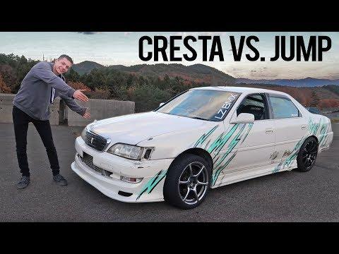 Minami Jump Vs. JZX100 Cresta  - LAST DAY AT EBISU