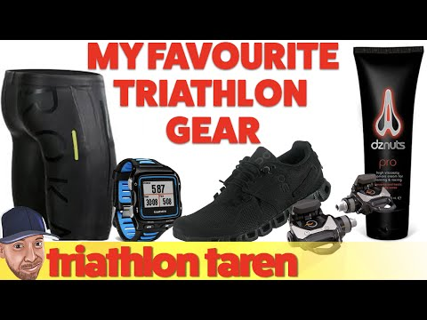 Triathlon Equipment I Can't Train Without