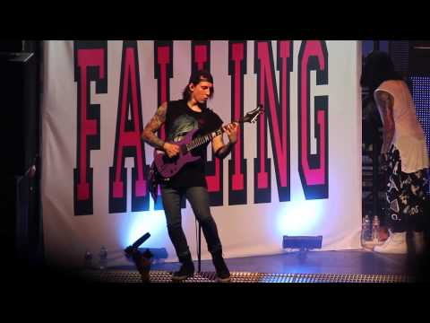 Falling In Reverse Born To Lead Live at The Regency Ballroom HD
