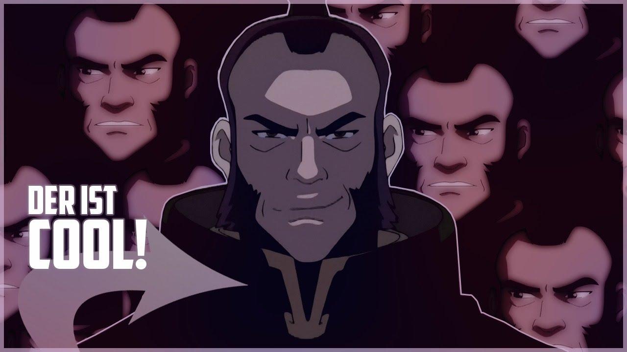 DARUM war ZHAO ein GUTER ANTAGONIST! | Avatar - Der Herr der Elemente