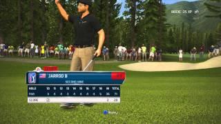 Tiger Woods 14 Canadian Open Banff Springs 19 Under