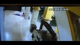 Sepasang Pelajar Mesum Di Masjid Terekam CCTV