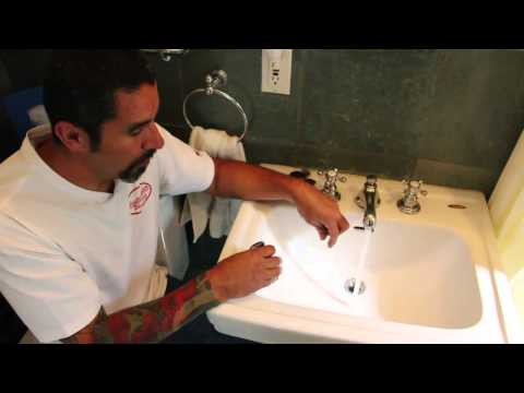 How to Unclog a Lavatory Drain