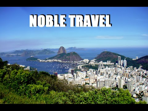 Series Four, we're going to Brazil, short chat about Noble Travel's future.