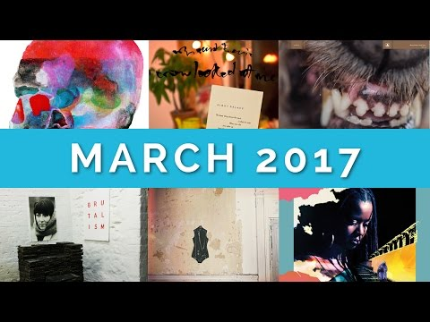 March 2017 / Album Review Roundup